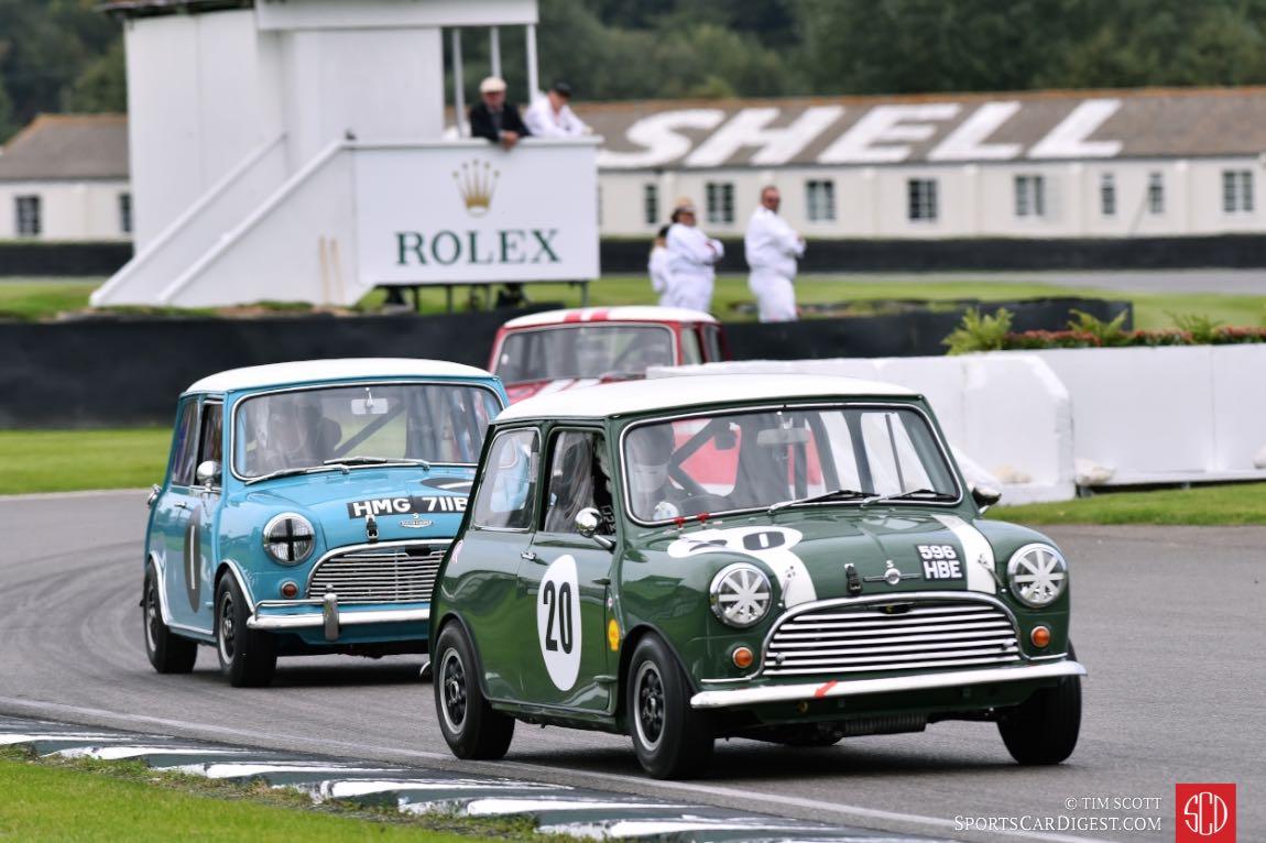 1963 Morris Mini Cooper S