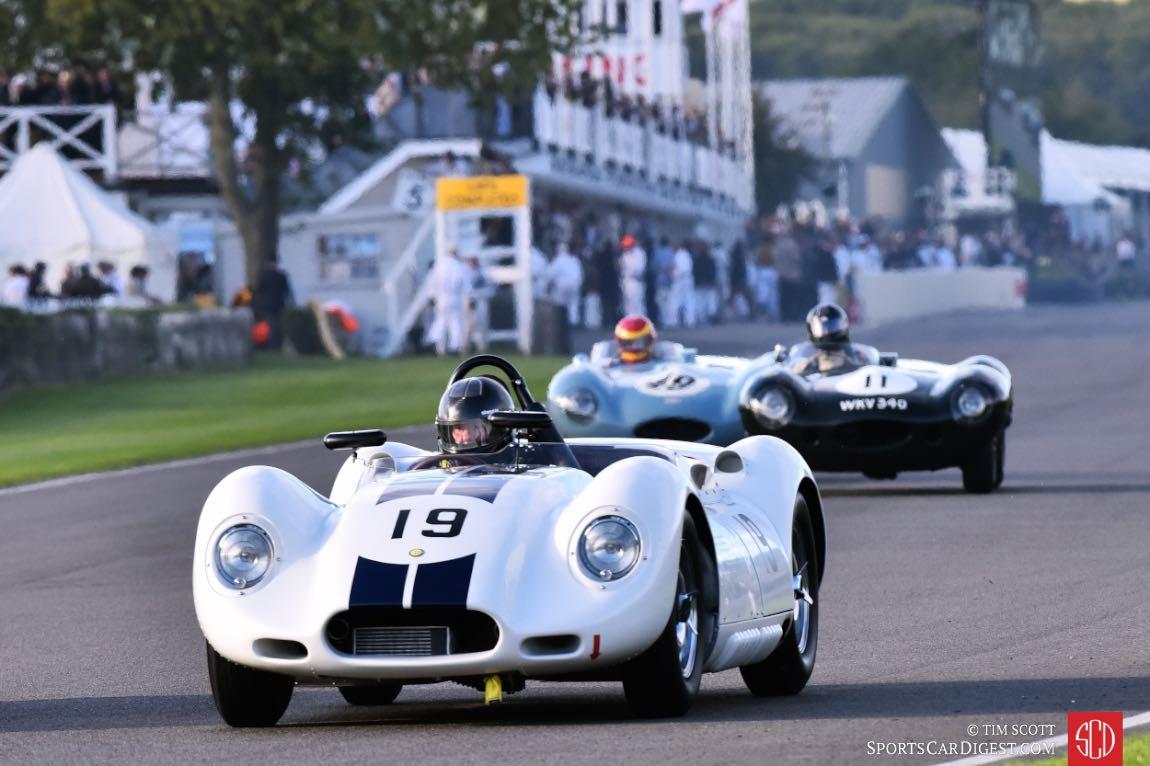 1958 Lister-Jaguar Knobbly