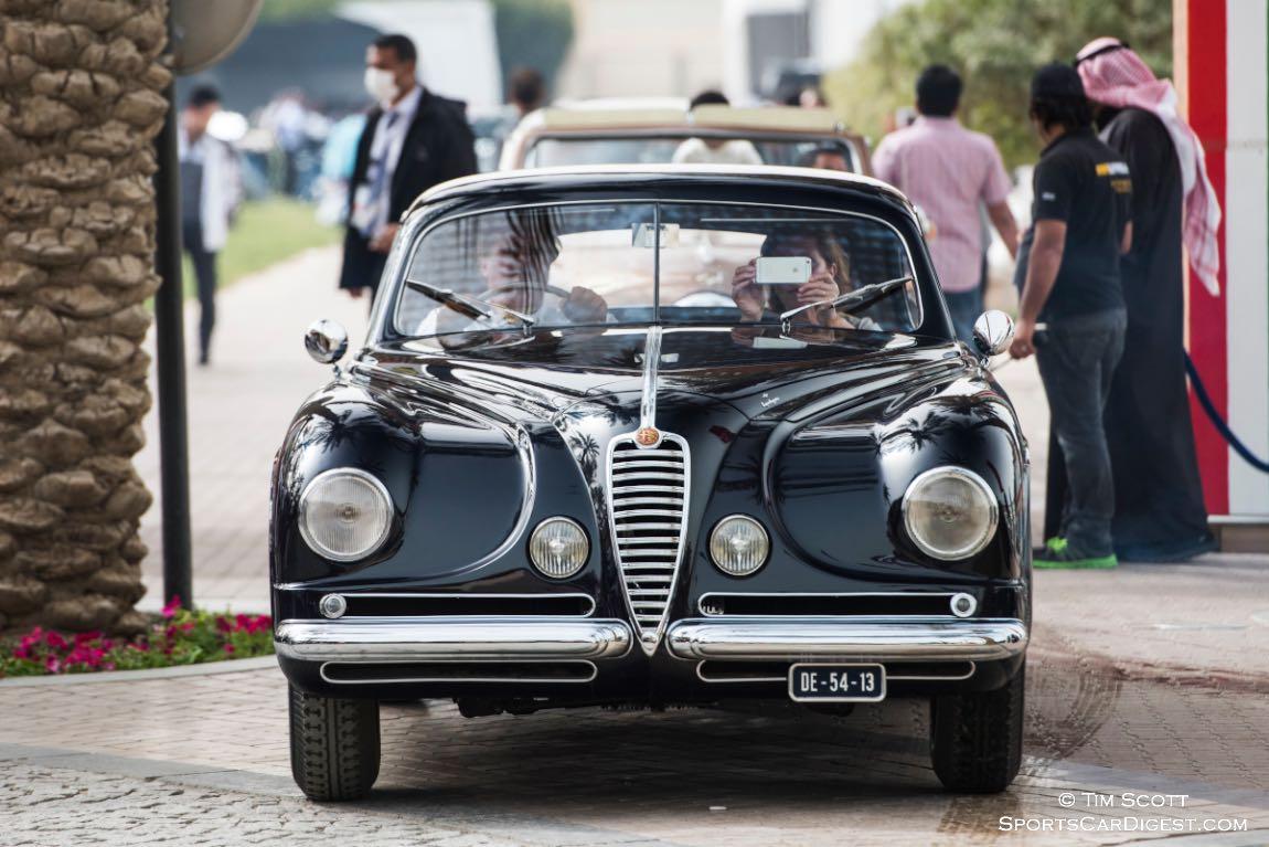 1951 Alfa Romeo 6C 2500 SS Villa d'Este