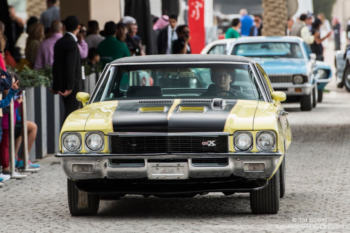 1972 Buick GSX Stage 1
