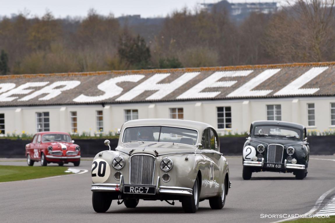 1956 Jaguar MkVII