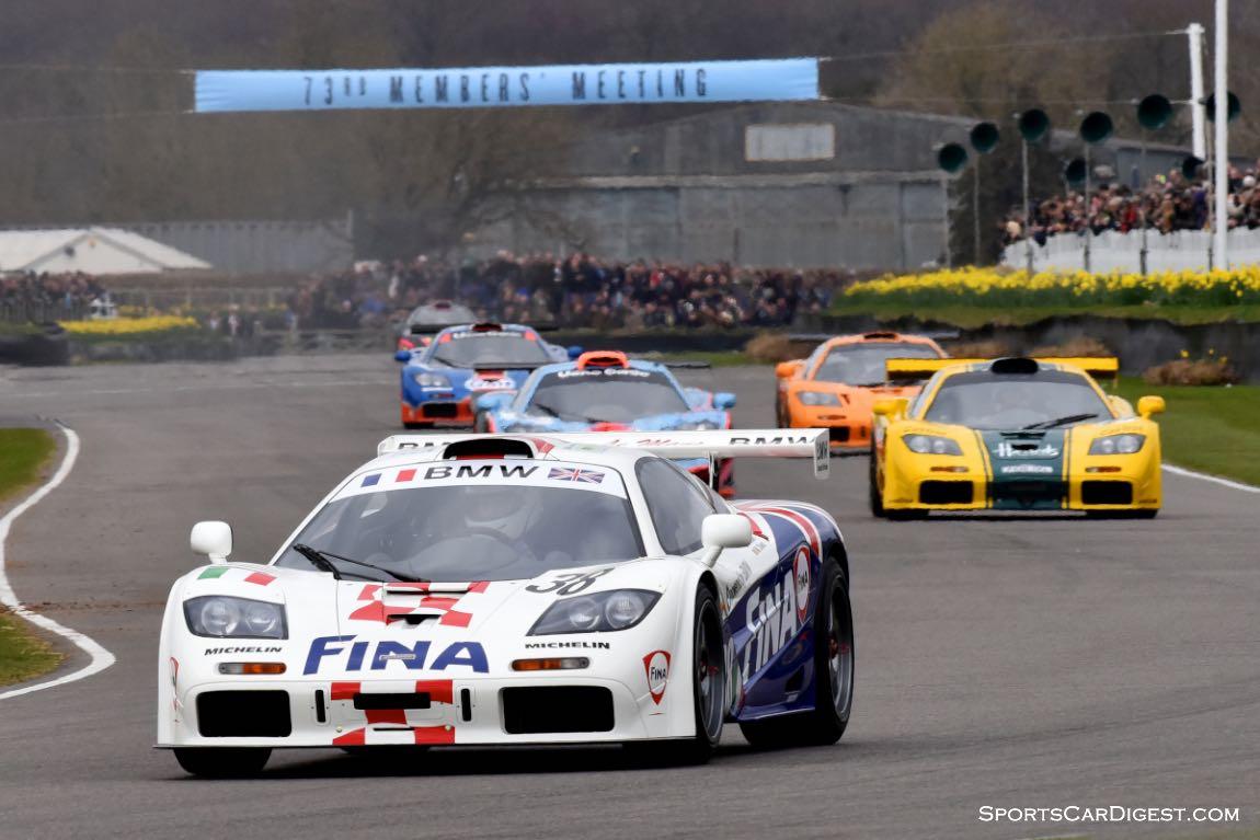 Team BMW Motorsport McLaren F1 GTR #38