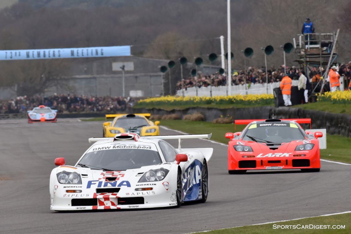 Team BMW Motorsport McLaren F1 GTR Longtail