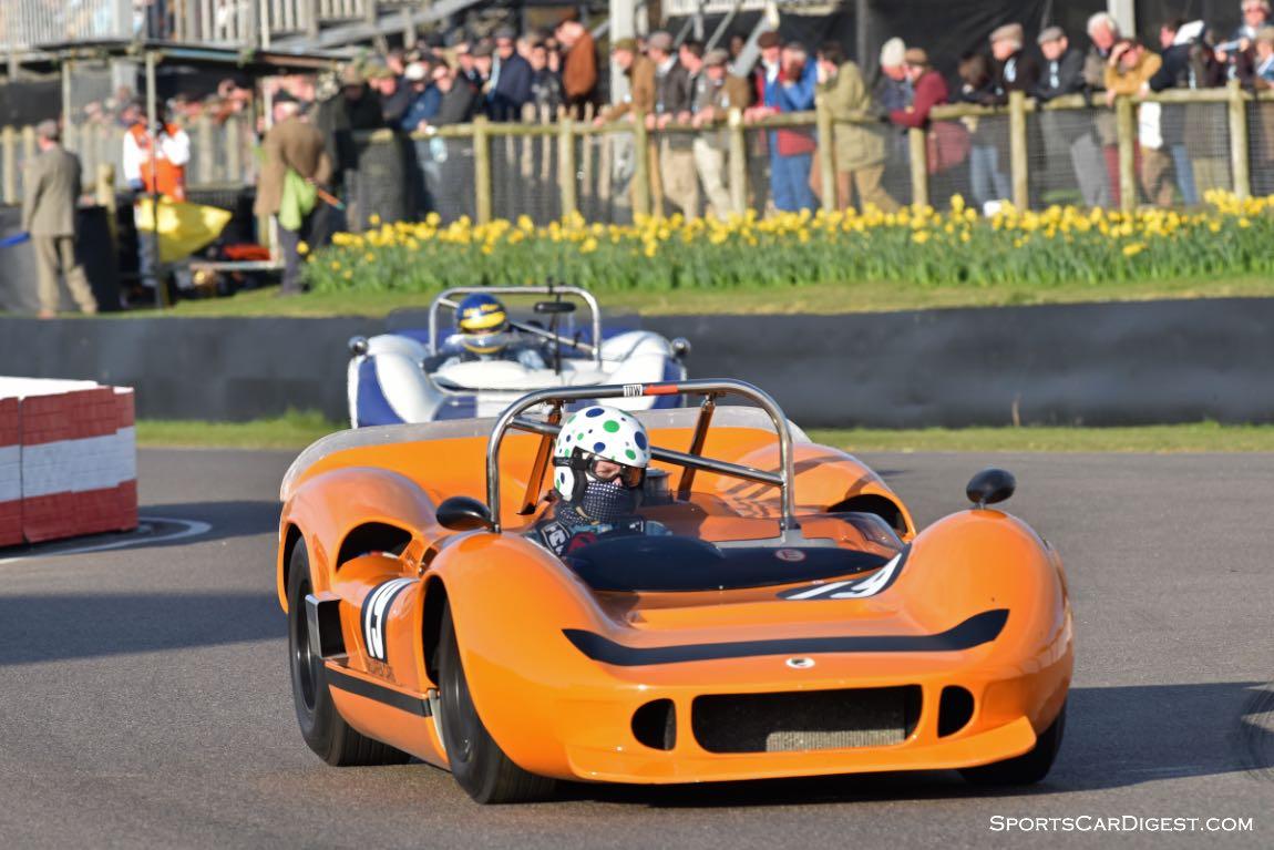 1966 McLaren-Chevrolet M1B