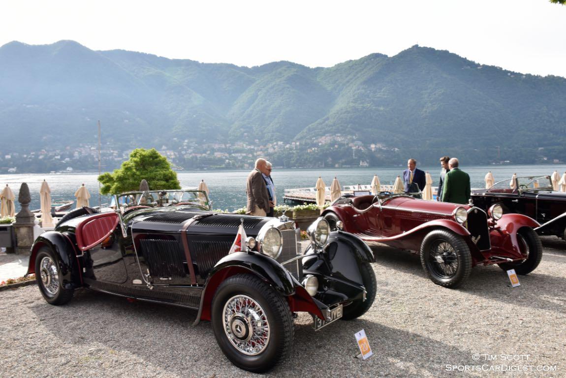 1933 Mercedes-Benz 380 Special Roadster Erdmann and Rossi