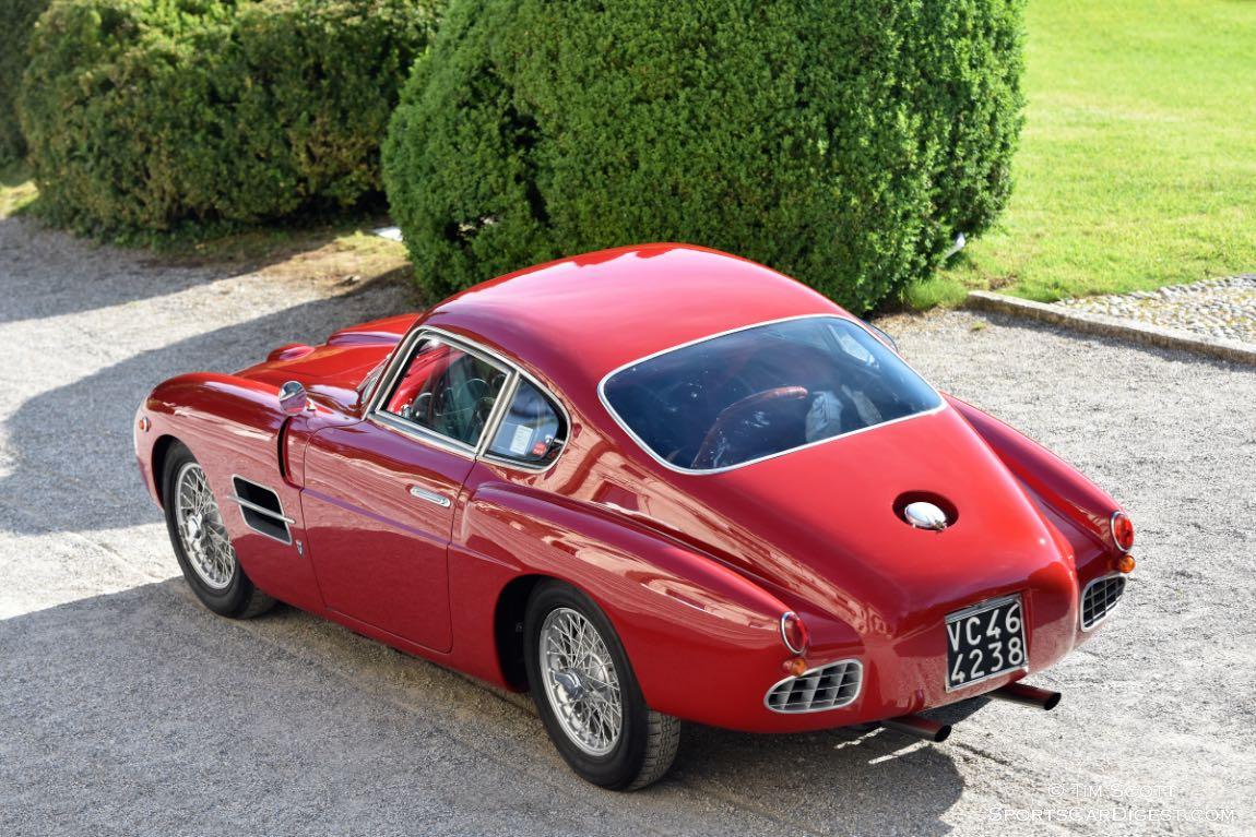 1954 Fiat 8V Berlinetta by Vignale