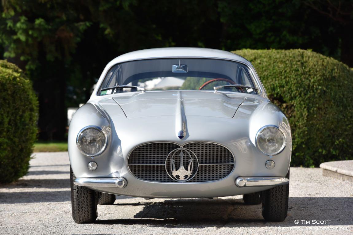 1956 Maserati A6G/2000 Berlinetta by Zagato
