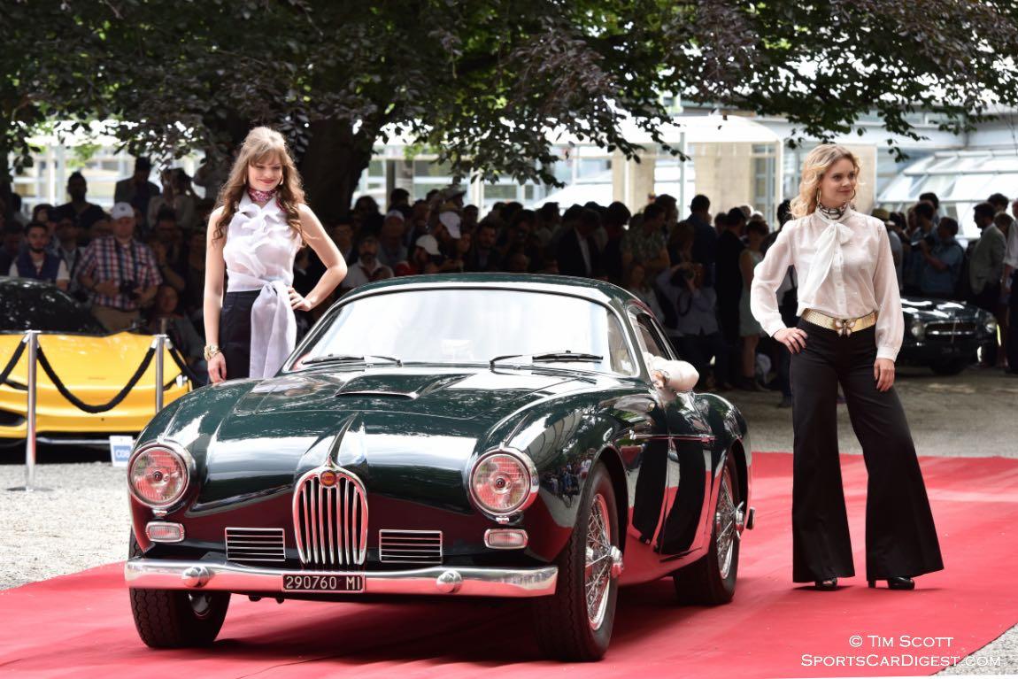 1957 Jaguar XK140 Coupe Zagato