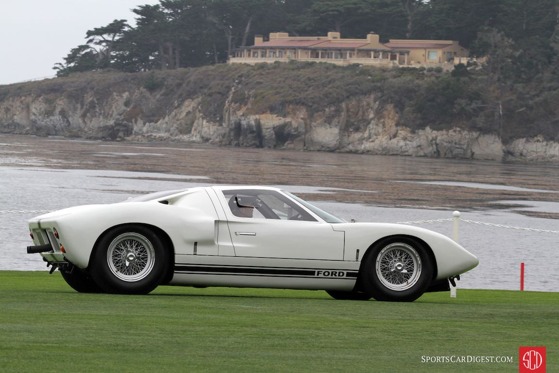 1964 Ford GT/101 Prototype Tribute