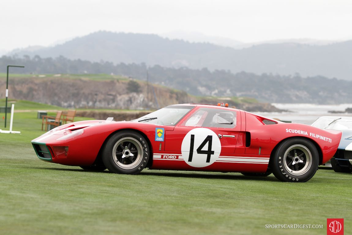1966 Ford GT40 P/1040 Mk I
