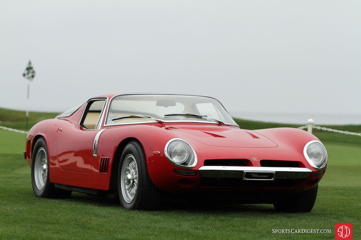 1967 Bizzarrini 5300 GT Strada Bertone Berlinetta