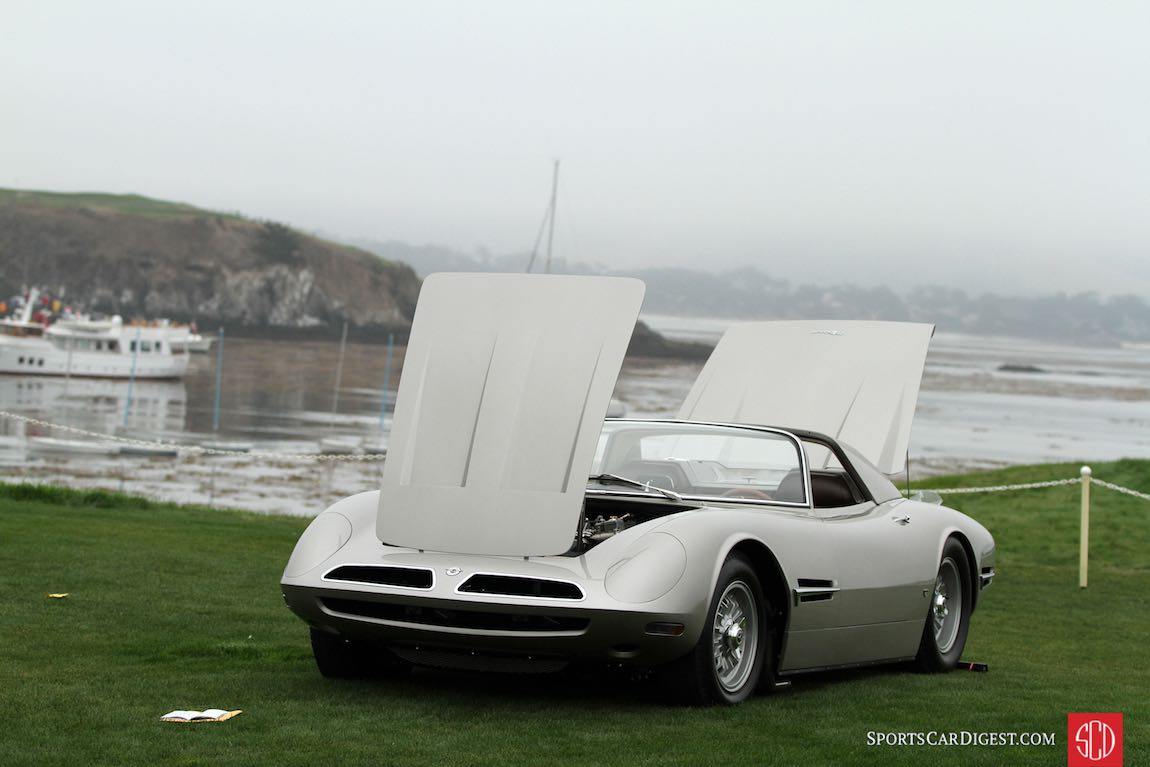 1966 Bizzarrini 5300 Spyder Prototype Stile Italia
