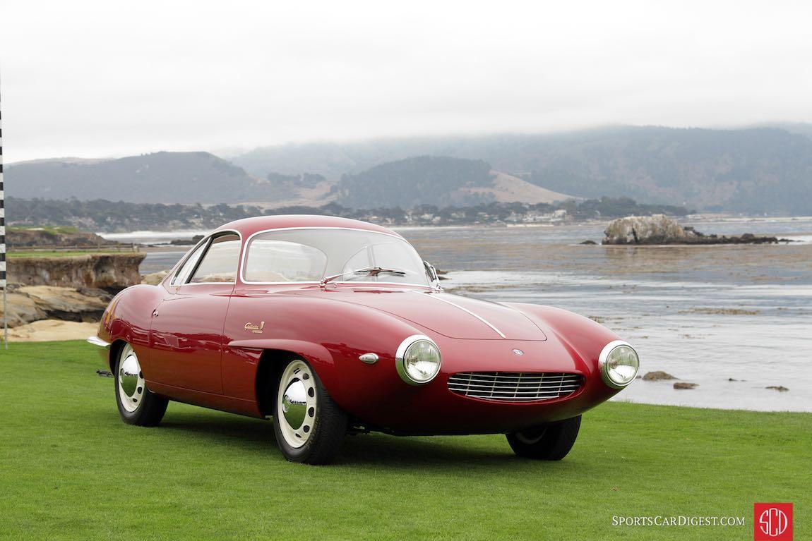 1957 Alfa Romeo Giulietta Sprint Speciale prototype
