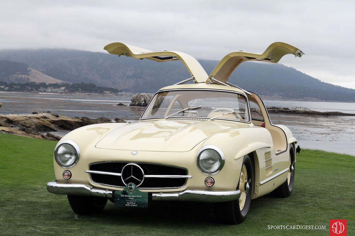 1956 Mercedes-Benz 300 SL 'Gullwing' Coupe