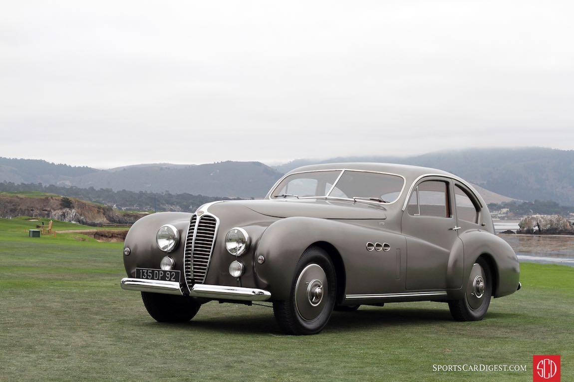 1947 Delahaye 135 MS Pinin Farina Coupe