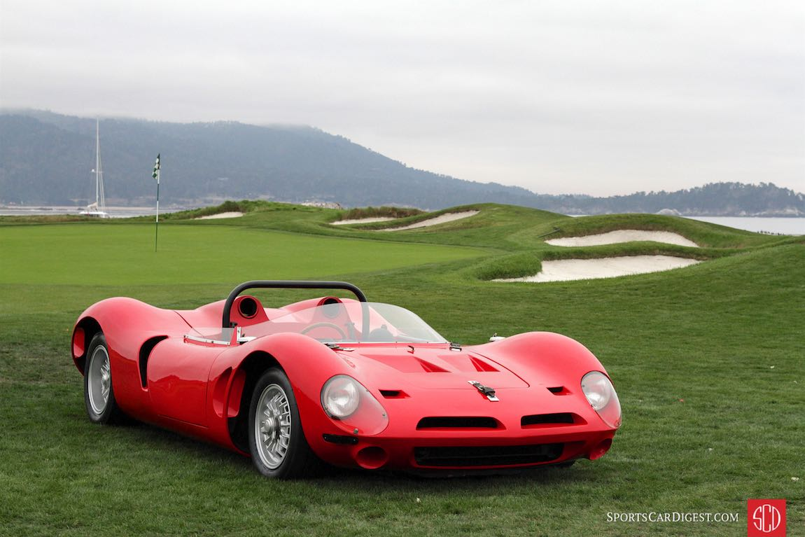 1966 Bizzarrini P538 Can-Am Catarsi Barchetta