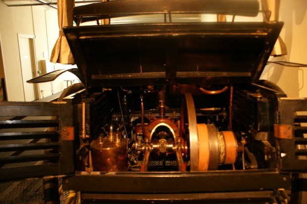 3.5 litres, One cylinder Benz