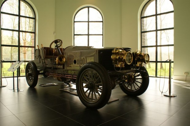 Spyker 60 HP four wheel drive racing car