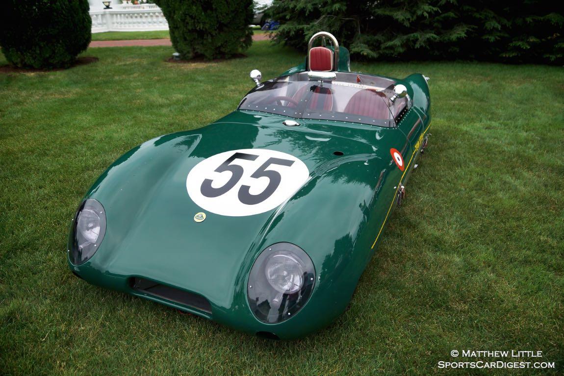1958 Lotus Eleven Le Mans