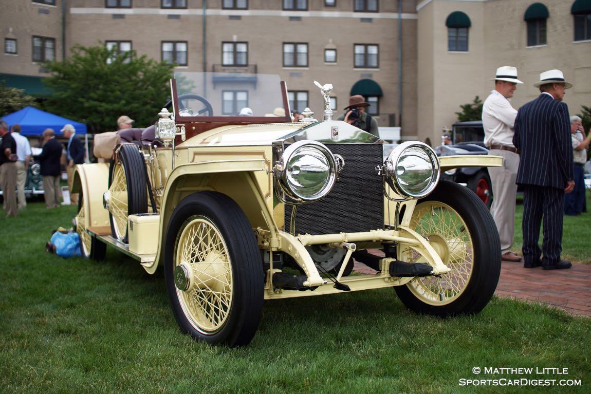 1913 Rolls-Royce 40/50 Silver Ghost