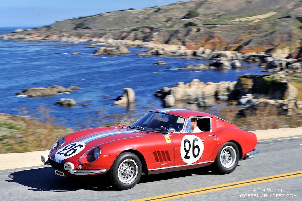 1966 Ferrari 275 GTB/C Scaglietti Berlinetta