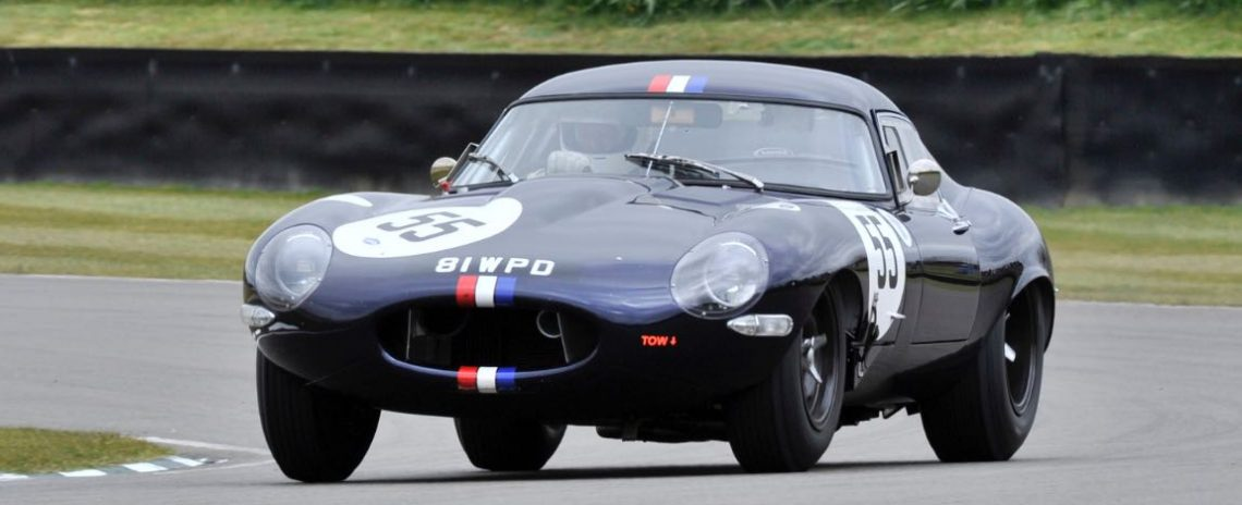 1962 Jaguar E-type 'Semi-lightweight Lowdrag'