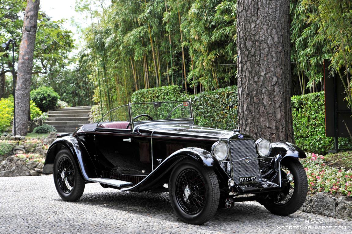 1931 OM Superba 665 SSM