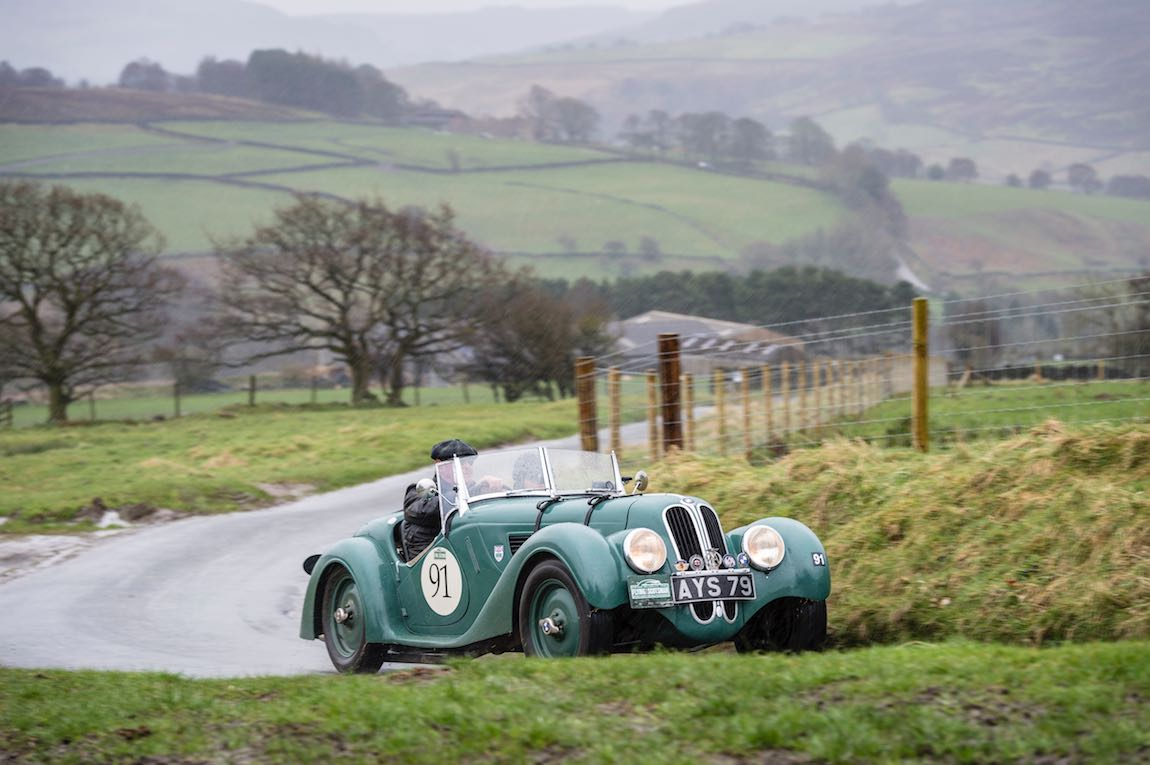 1937 Frazer Nash BMW 328