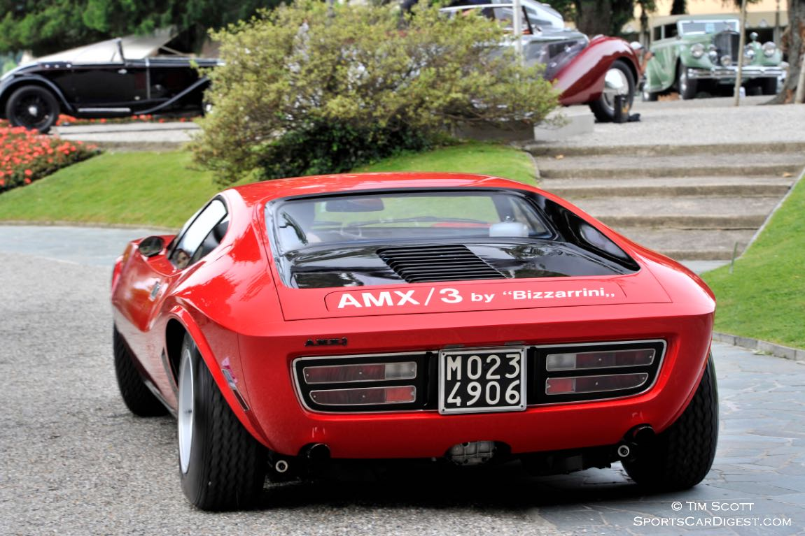 1970 AMC AMX/3 Coupe by Bizzarrini