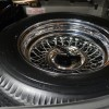 Spare wheel and tire