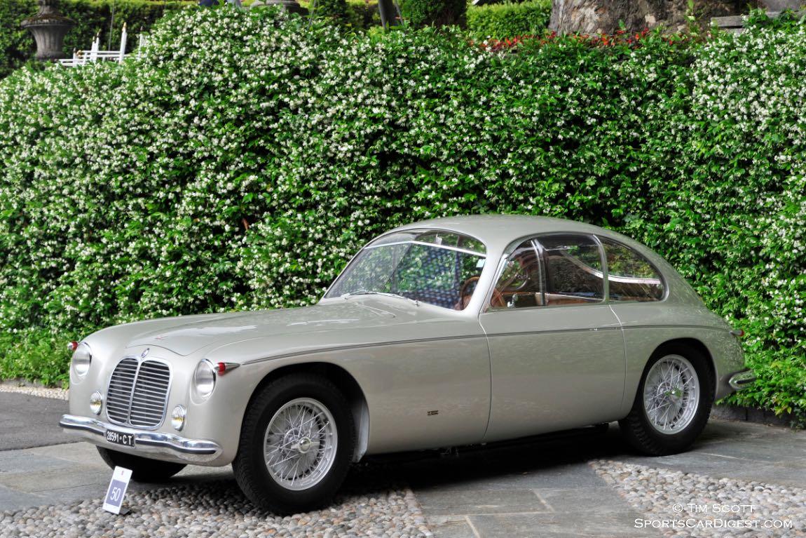 1946 Maserati A6 1500 S Berlinetta Zagato