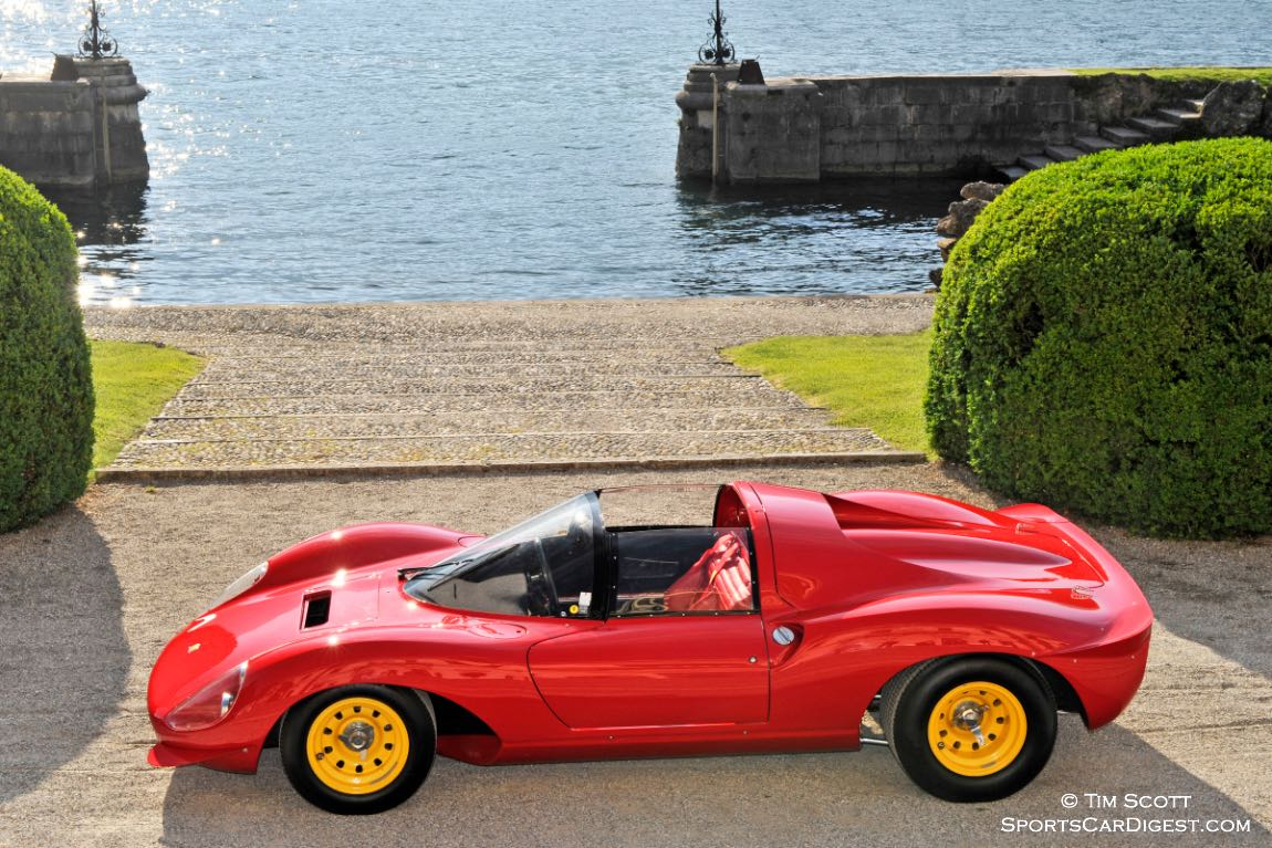 1966 Ferrari Dino 206 S