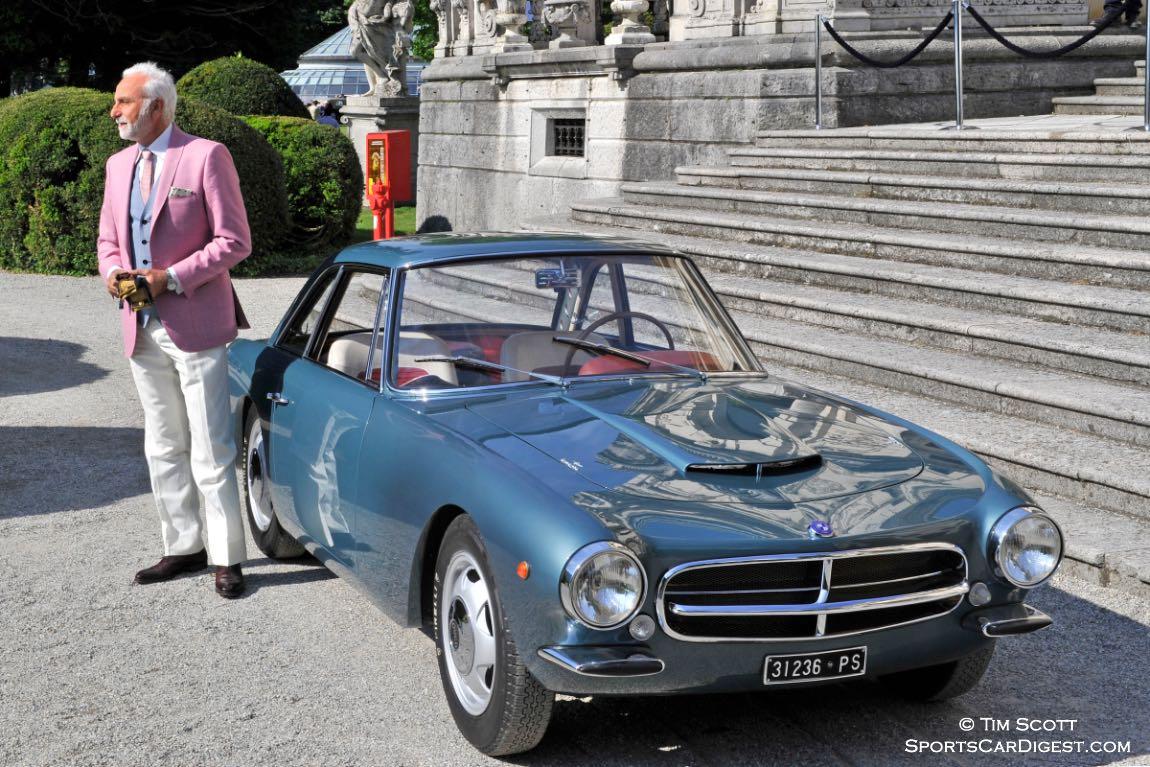 1961 Osca 1600 GT Berlinetta Touring Superleggera