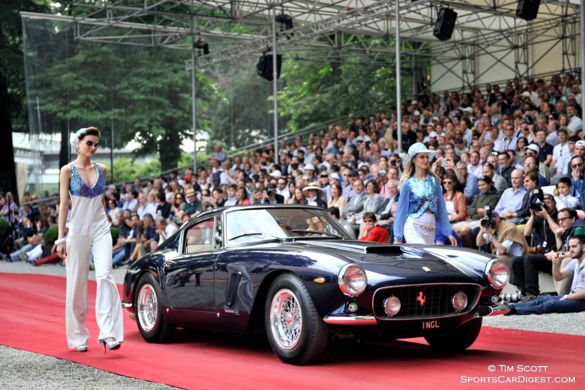1962 Ferrari 250 GT SWB Berlinetta Scaglietti