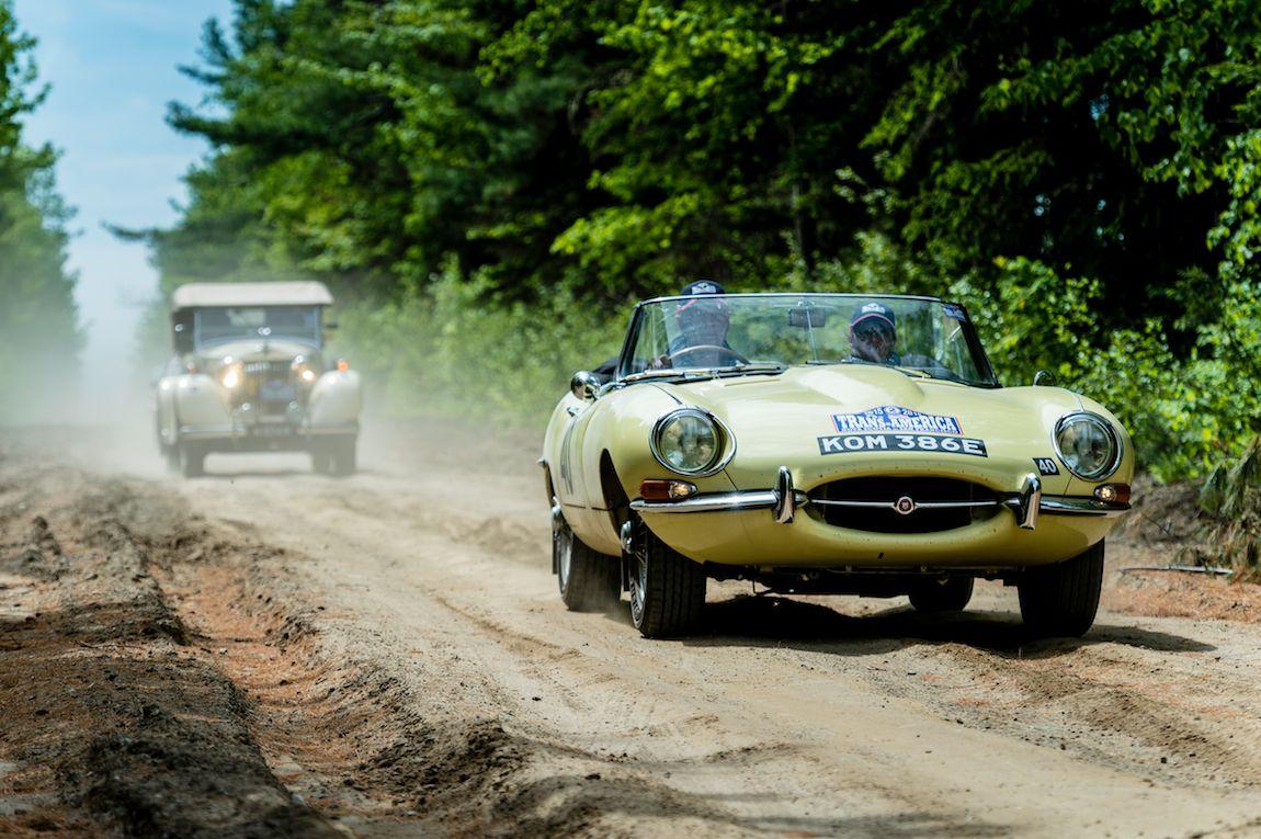 1967 Jaguar E-Type Series 1 OTS