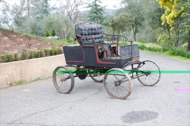 1898 Unknown Builder Steam Runabout