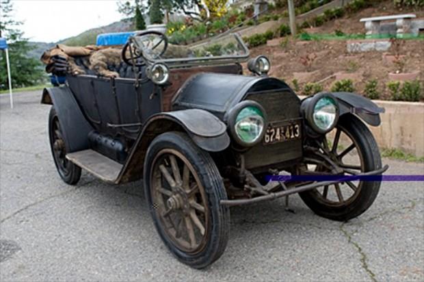 1912 Cadillac Model 30 4-Passenger Touring Car