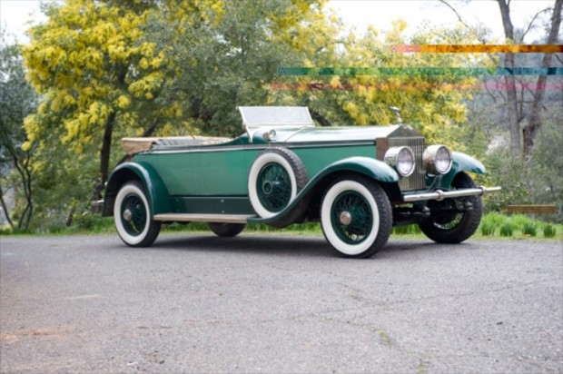 1928 Rolls-Royce Phantom I Ascot Sport Phaeton