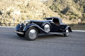 1934 Rolls-Royce Phantom II Continental Roadster