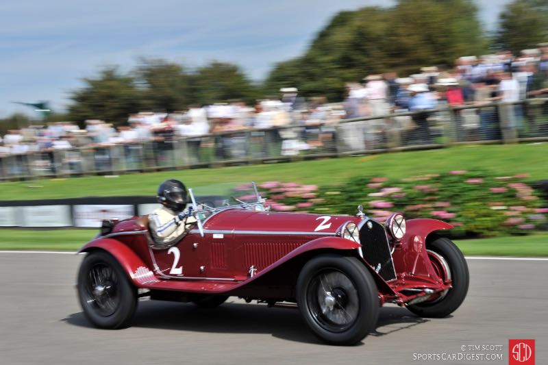 1932 Alfa Romeo 8C 2300 MM