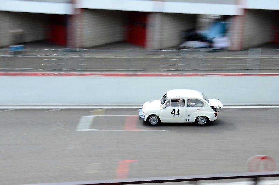 1962 Fiat Abarth 1000TC Corsa