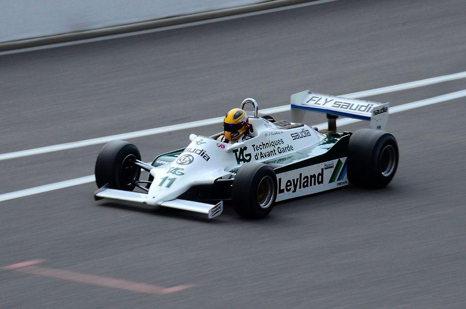 1981 Williams FW07/C