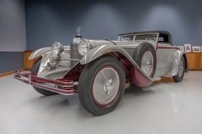 Mercedes-Benz 1928 S Torpedo