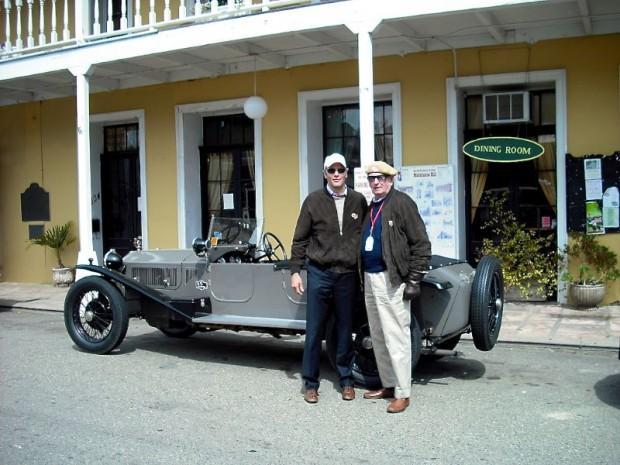 Marc Hruschka, Martin Swig, 1925 Lancia Lambda