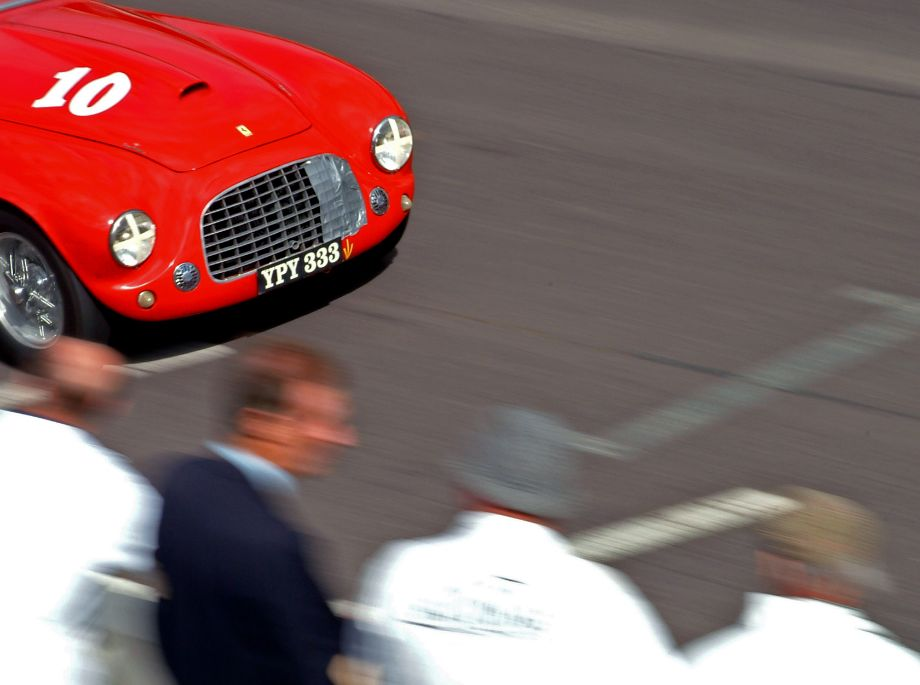 Ferrari 166 MM Barchetta by Touring