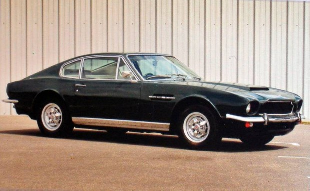 1972 Aston Martin V8 Series 2 Coupe