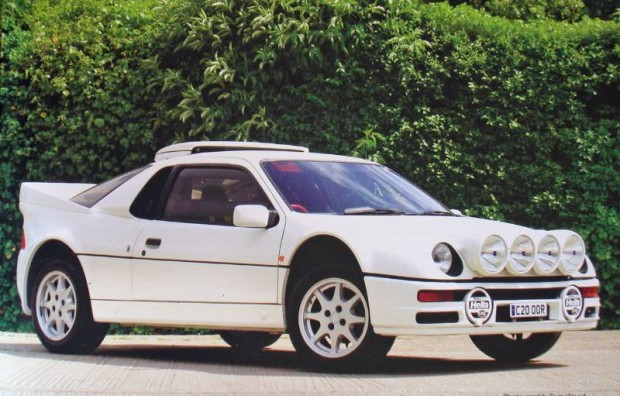 1986 Ford RS200 Coupe