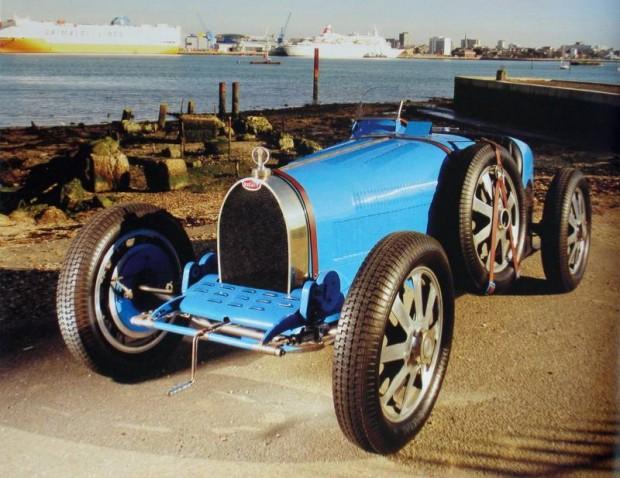 1925 Bugatti Type 35B Grand Prix