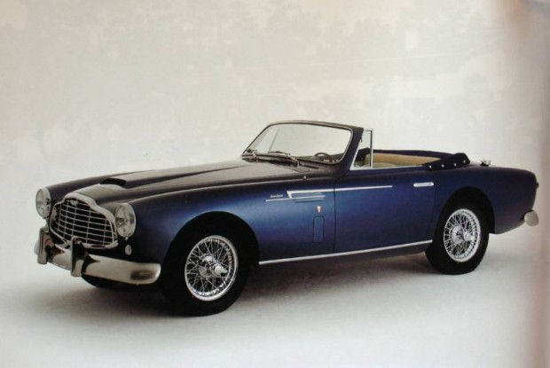 1954 Aston Martin DB2/4 Drophead Coupe, Body by Bertone