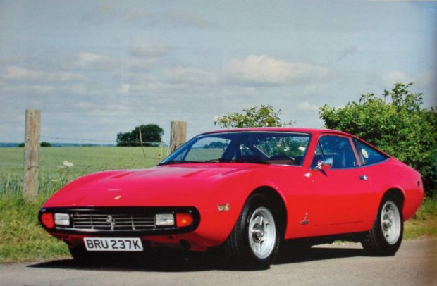 1971 Ferrari 365GTC/4 Berlinetta
